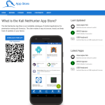 Kali Nethunter App Store