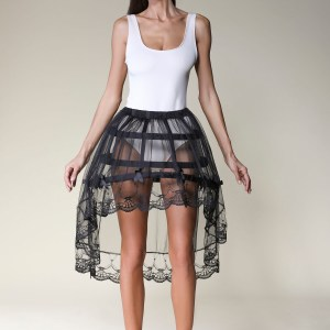 Long Cage Skirts