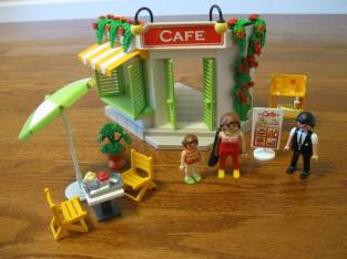 Playmobil Summer Fun Cafe Set (Clifton Park) $10