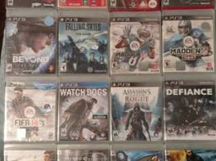 17 Brand New Playstation 3 Games (Menands) $200