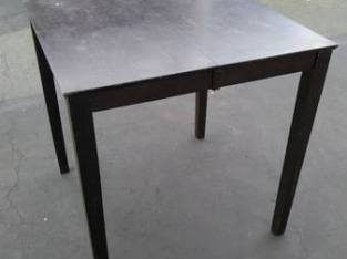 Bar height table (Schenectady,NY) $70