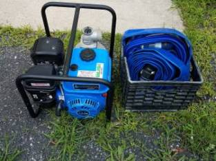 Pacific Hydrostar Clean Water Pump (Canaan, NY) $225