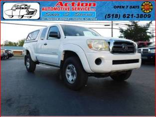 2010 Toyota Tacoma  4wd 4dr Access Cab Pickup Truck For Sale (Toyota_ Tacoma_)