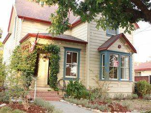 Livermore Downtown Victorian 5 bed/3bath remodel new carpet and paint (dublin / pleasanton / livermore) $3500 5bd 2500ft2