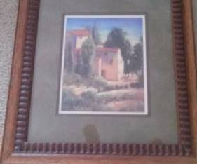 Framed Print/Picture (Ballston Spa) $10