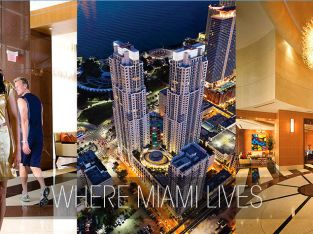 For Sale By Owner! 2/2 Condo Home in the rapidly Growing Downtown Miami, Florida