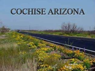 ARIZONA LAND COCHISE COUNTY SUNSITES SUBD ROAD ACCESS CASH SALE