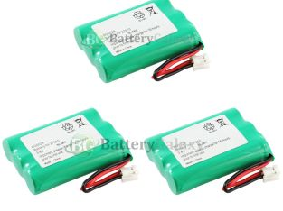 3 Cordless Home Phone Rechargeable Battery for V-Tech 89-1323-00-00 8913230000