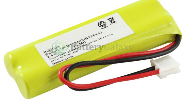 NEW HOT! Cordless Home Phone Battery Pack for V-Tech BT18443 BT28443 1,600+SOLD
