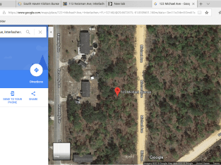 Two Beautiful Lots for the Price of One in Interlachen, Florida