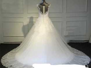 women's Wedding Gown