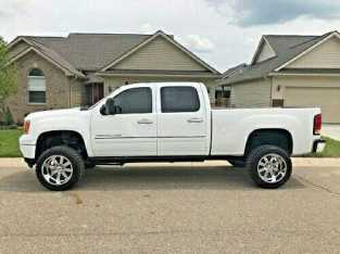2011 GMC SIERRA 2500HD 4X4