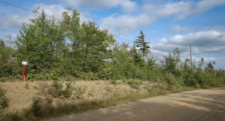 Recreational Property For Sale in Mount Pleasant, New Brunswick – Canada