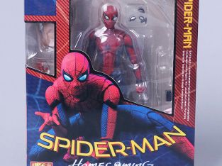 Spider Man Homecoming Spiderman PVC Action Figure Collectible Model Toy Xmas New