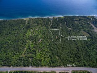 Lot 10 Cabot Shores (2.9 ACRES) – Skir Dhu, Cape Breton, Nova Scotia – Canada