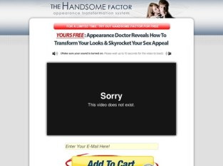 The Handsome Factor: Men's Appearance Transformation Guide