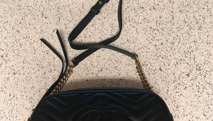 Gucci Marmont GG Camera Bag