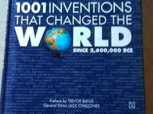 hachette -1001 inventions history book for sale! !