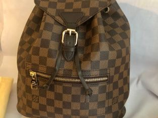 Louis Vuitton mini Backpack beautiful