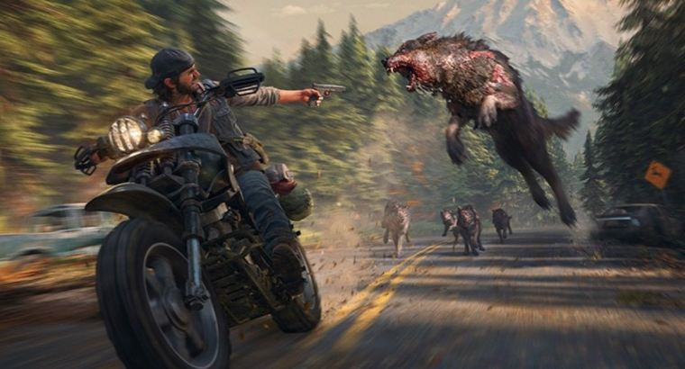 Days Gone PS4 – Non Principal Digital Account – Play Today!