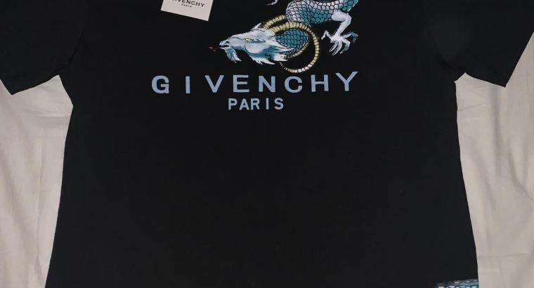 givenchy dragon tshirt white or black