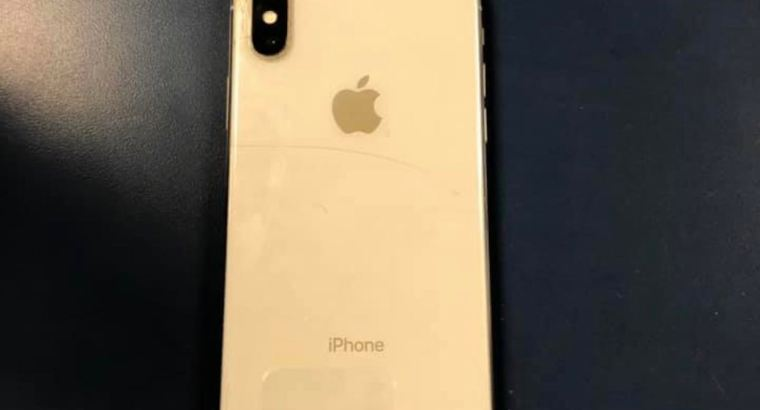 iPhone X Max (Unlocked)