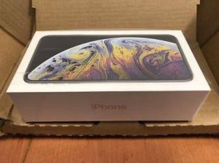 New iPhone XS Max Unlocked