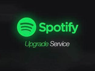 Spotify premium lifetime account or upgrade