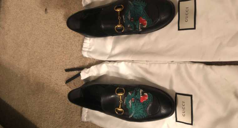 Gucci loafers