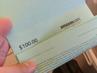 amazon gift card for sell