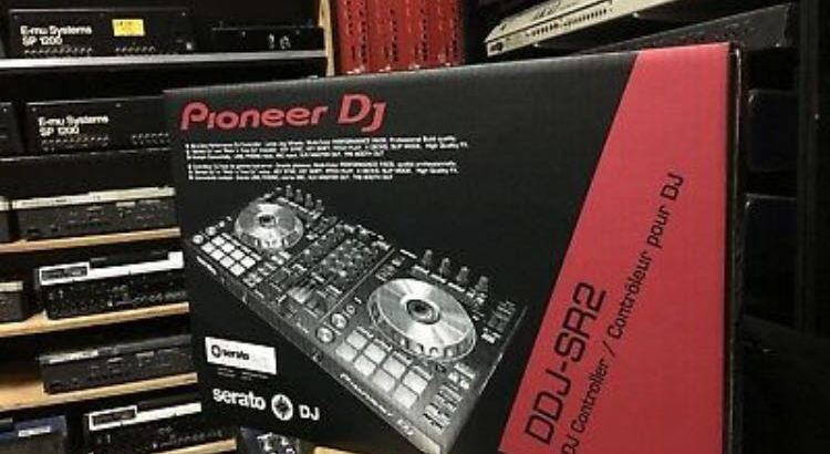 Pioneer DDJ-SX3 4-Channel DJ Controller – Excellent condition!