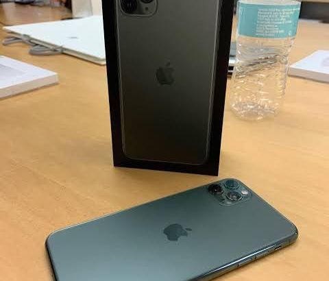 apple iPhone 11pro Max 64gb