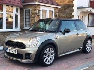 2007 MINI Cooper 1.6 Cooper (120bhp) (Pepper) Hatchback 3d auto – £3,190