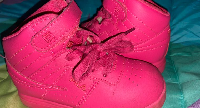 Girls Kid shoes size 10