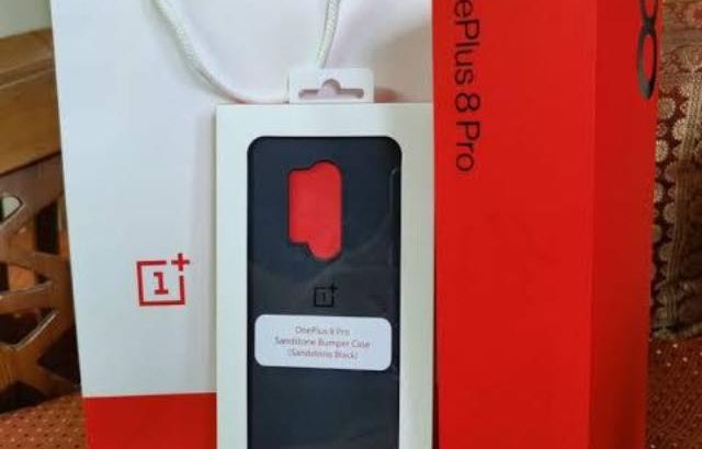 One plus 8 pro never used before on sale