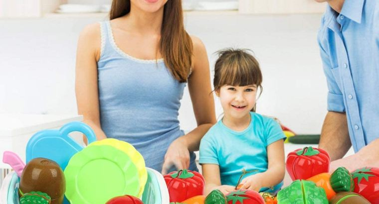 Fruit and Vegetables Toys