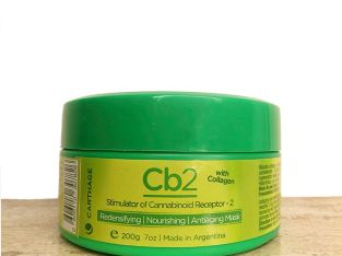 CB2 FACE MASK  with collagen – NEW
