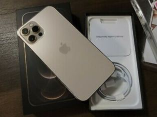 Apple iPhone 12 Pro – 256GB – Gold (Unlocked)