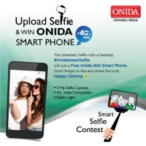 onida-selfie