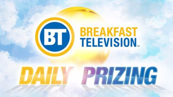 Breakfast Television Daily Contest