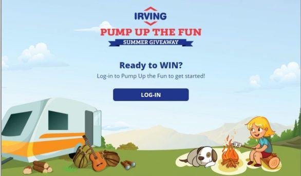 Irving fun Contest
