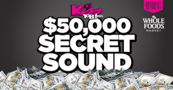 Kiss 108 Contest