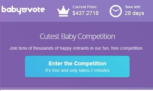 Cute Baby Competition