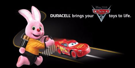 Duracell Cars3 Consumer Contest
