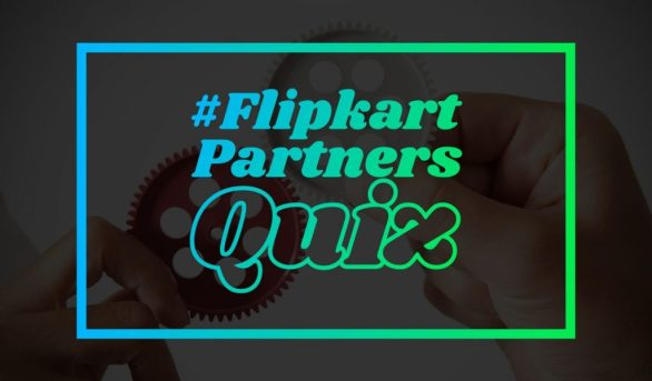 Flipkart Partners Quiz Contest