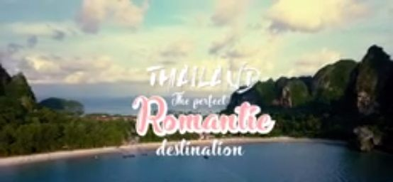 Romantic Thailand Contest