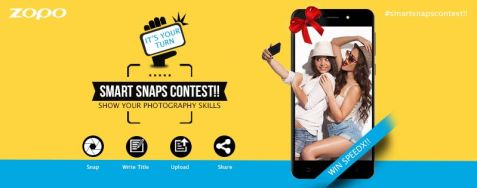 Zopo Mobile Smart Snaps