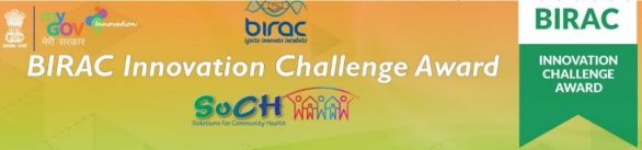BIRAC Innovation Challenge Award