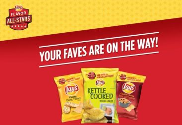 Lays Flavor All-Stars