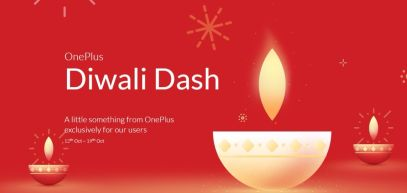 Oneplus Diwali Dash Contest